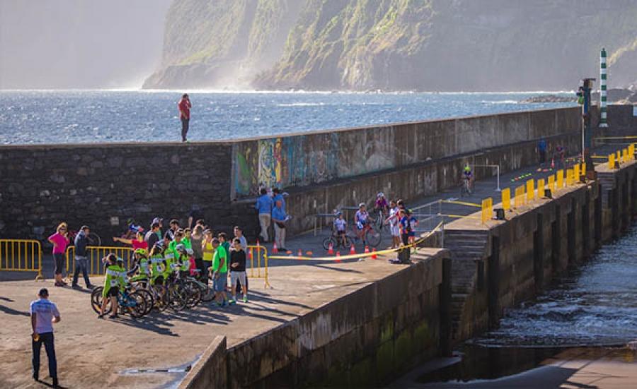 3ª Prova da Taça da Madeira de Ciclismo de Estrada e 2º Encontro de Escolas de CE