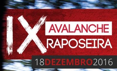 Avalanche Raposeira 2016