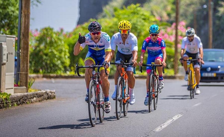 Campeonato da Madeira de Estrada 2017 em S. Vicente