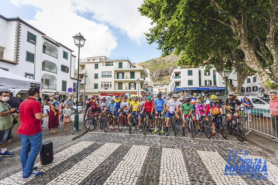 46ª Volta à Madeira em Bicicleta 2021 1ªetapa