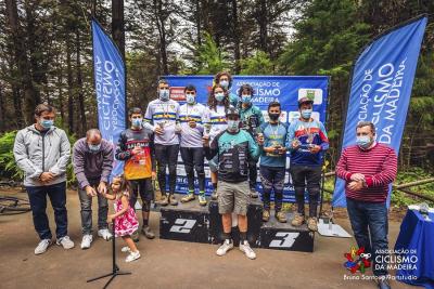 1ª Taça da Madeira de DHI e Mini-DHI 2021 4 estradas