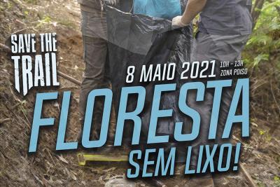 Save the Trail - Floresta Sem Lixo