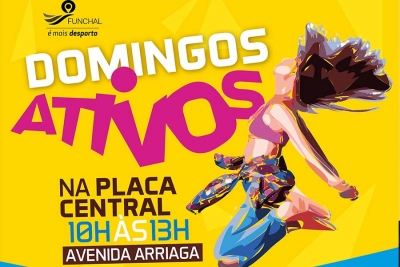 Domingos Ativos na Placa Central